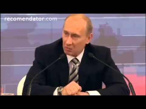 В  Путин о смысле фильма секрет