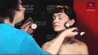 Ретро-макияж видео. Стилизация классики 2013-2014