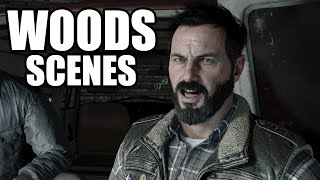 Black Ops COLD WAR - Best Frank Woods Scenes and Moments