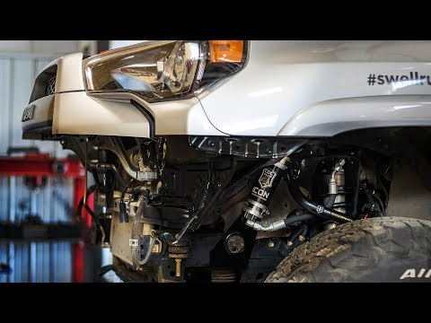 Why I Chose Icon Stage 7 Suspension for my 4Runner