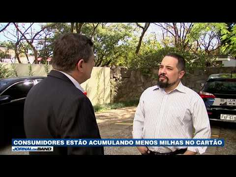 Brasileiros acumulam menos milhas em programa de fidelidade