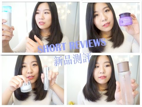 【CrystalBeauty】Feb/March Short Reviews|新品測評