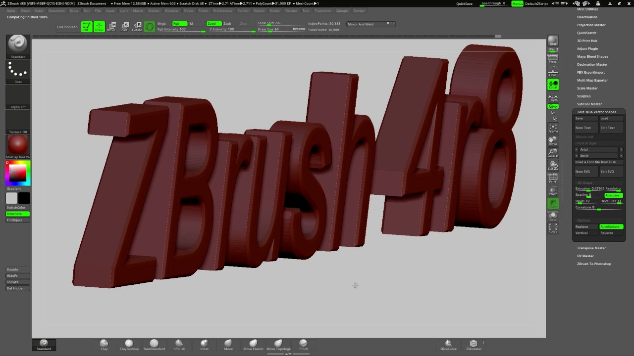 Anyone tried ZBrush 4R8 yet? | HiveWire 3D Community