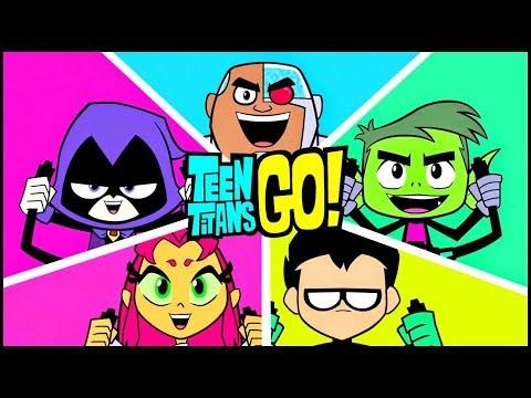 Teen Titans Go Full Episode (Teeny Titans Cartoon Network Games)