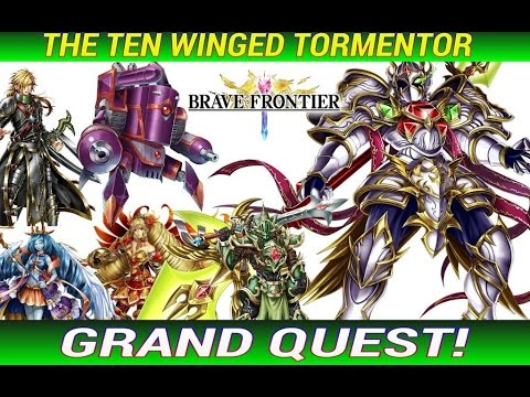 brave frontier how to clear guardians of lore 7