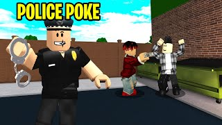 So I Became a Cop On Bloxburg.. Bad Idea! (Roblox)