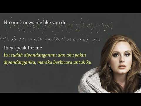 Adele - All I Ask Video Lirik 1(Terjemahan Bahasa Indonesia)