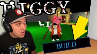 *NEW* ROBLOX PIGGY BUILD MODE! (I made my own Piggy level!)