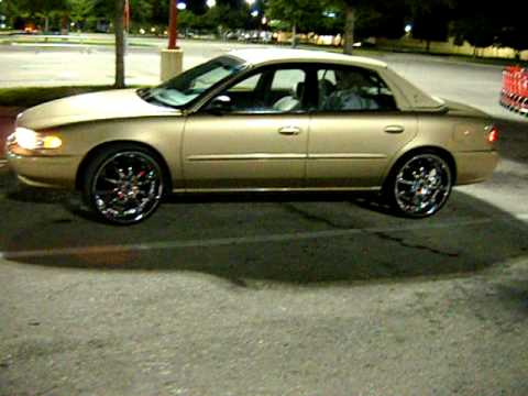 Buick Century On 22 Youtube