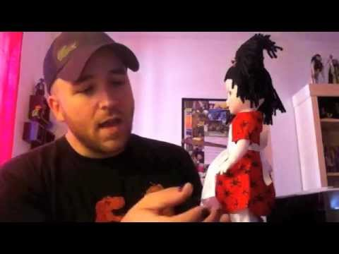 Living Dead Dolls Rotten Sam and Sandy Review