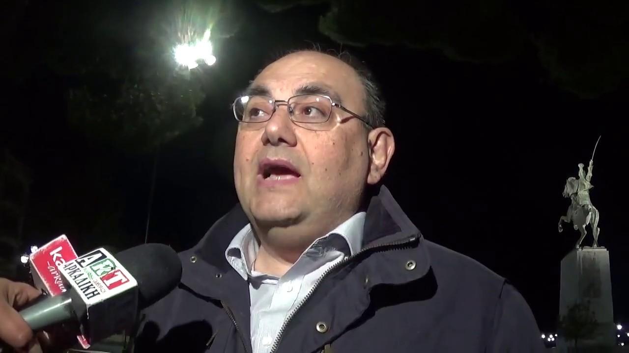 Ο Γενικός Γραμματέας του ΕΠΑΜ Δημήτρης Καζάκης στην Τρίπολη - Οι δηλώσεις του