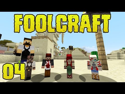 FoolCraft Modded Minecraft 04 Meet The Family!