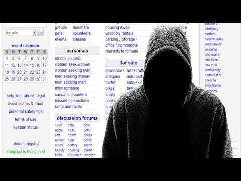 Avoid scams on Craigslist