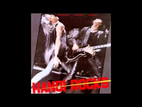 "Hanoi Rocks ""Village Girl"""