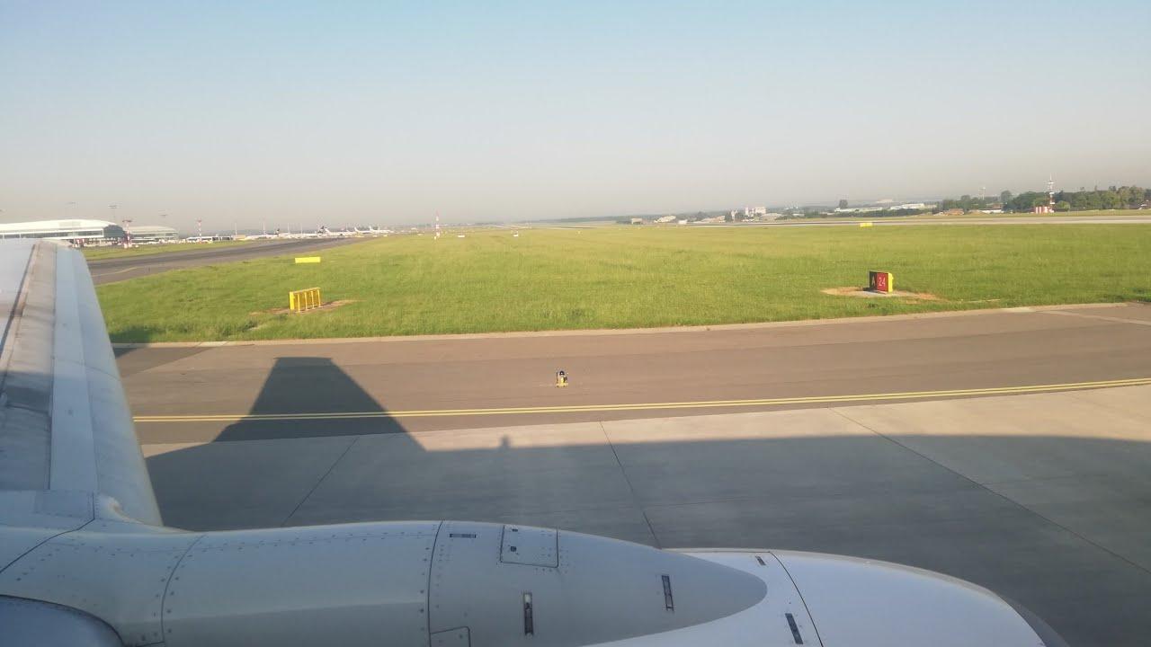 Boeing 737 MAX | Czech airlines Prague - Paris CDG| Last flight before Ethiopian crash / travel ban