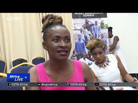 UGANDA: Models with various disabilities hit the runway