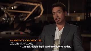 Örümcek Adam Eve Dönüş - Stark Industries