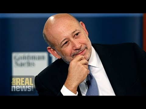 Did Financial Giant Goldman Sachs Just Admit the System is Rigged?
