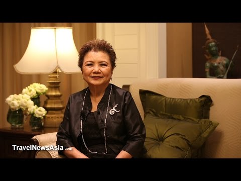 Dusit Thani Bangkok April 2017 Interview with Sukanya Janchoo - HD