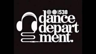 Plastikman - Headcase Marc Houle remix @ Dance Department