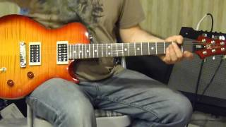 The Kinks - (Wish I Could Fly Like) Superman - guitar cover