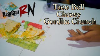 Taco Bell Cheesy Gordita Crunch: Food Reviews