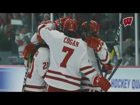 Wisconsin Badgers Blog (58608) - No. 1 Wisconsin blanks Syracuse 4-0 to advance to 6th straight Frozen Four