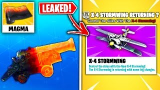 Top 5 LEAKED Fortnite Artikel/Features COMING SOON!