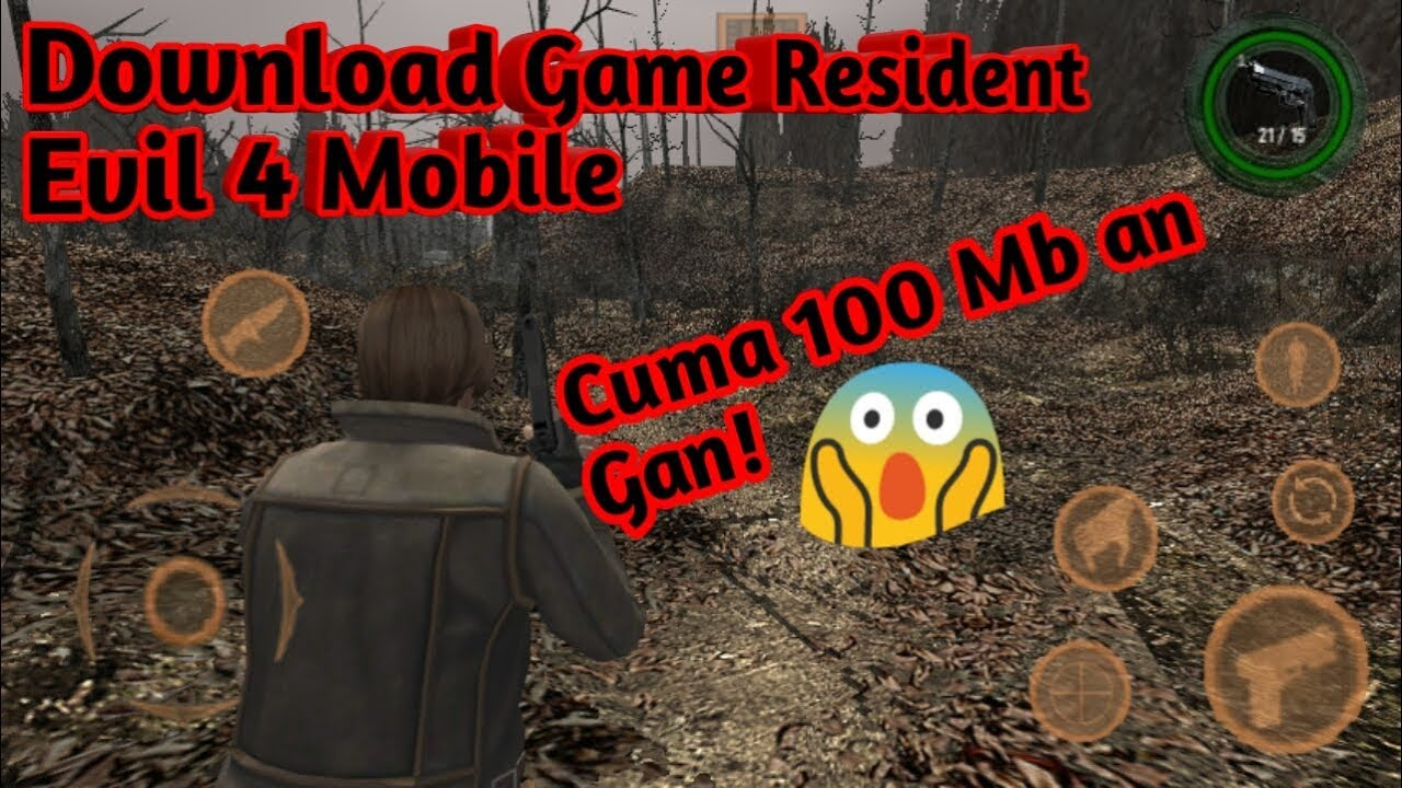 Download Game Resident Evil 4 Mobile Apk+Obb For Android