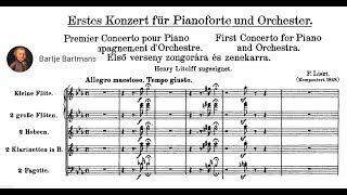 Franz Liszt - Piano Concerto No. 1 in E-flat major, S.124 {René Duchâble}
