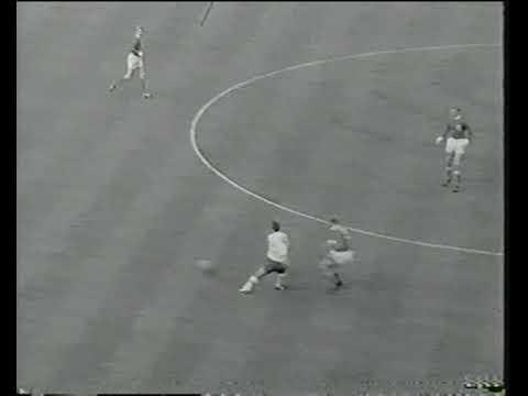 Англия - Сборная мира (товарищеский матч, 1963). Комментатор - Денис Цаплинд