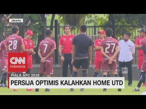 Persija Optimis Kalahkan Home United di GBK Mp3
