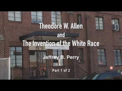 The Invention of the White Race-Theodore W. Allen-P1