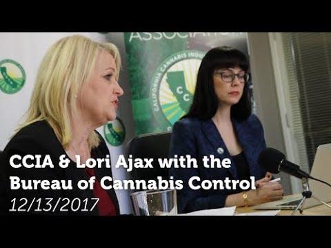 CCIA & the CA Bureau of Cannabis Control