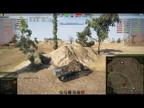 World of Tanks T57 Heavy - 8100 dmg, 5 kills, 10000 WN8