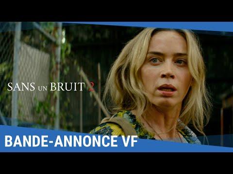 SANS UN BRUIT 2 - Bande-annonce VF [Au cinéma le 16 juin 2021]