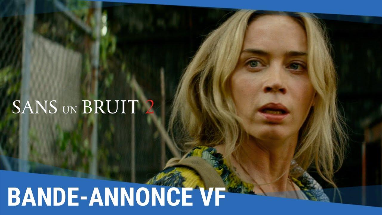 SANS UN BRUIT 2 - Bande-annonce VF [Au cinéma le 18 mars 2020]