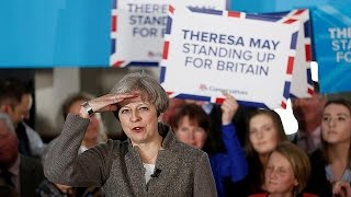 Conservatives lead shrinks in latest polls ahead of UK election