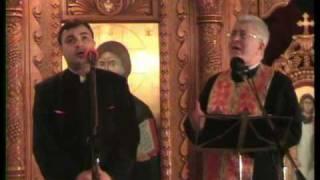 Pr. Marian Marcus si Pr. Catalin Dumitreanu - Sub o salcie pletoasa ( Oastea Domnului cantari )