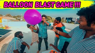 Fastest Balloon Blow Blasting in One minute | Winner Gets Bumper Prize!!