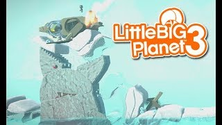 LittleBIGPlanet 3 - Monsters in the Deep [Angry Whale Encounter] - Playstation 4