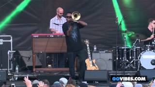 """Galactic performs """"Sunday Araq"""" at Gathering of the Vibes Music Festival 2013"""