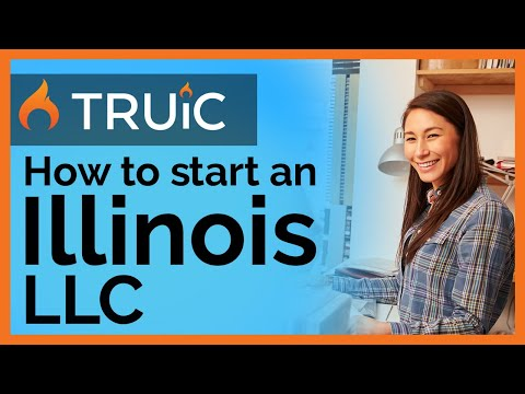 Illinois LLC - How to Start an LLC in Illinois