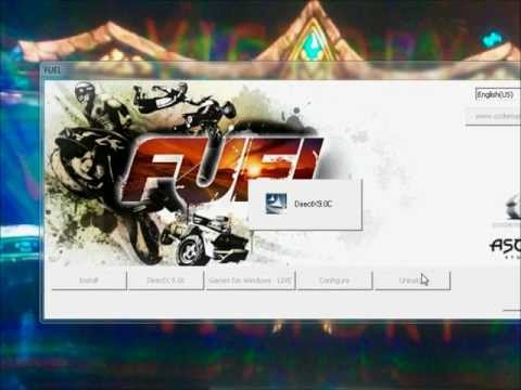 FUEL PC GAME INSTALL