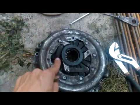 Как востановить корзину сцепления ВАЗ