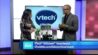 VTech Kidizoom Smartwatch - Kidizoom® Smartwatch featured on The Daily Buzz