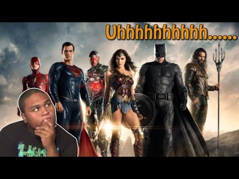 My Problems with the New Justice League Film