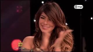 ¡angie jibaja bailó con sus hijos el gran show 07102017