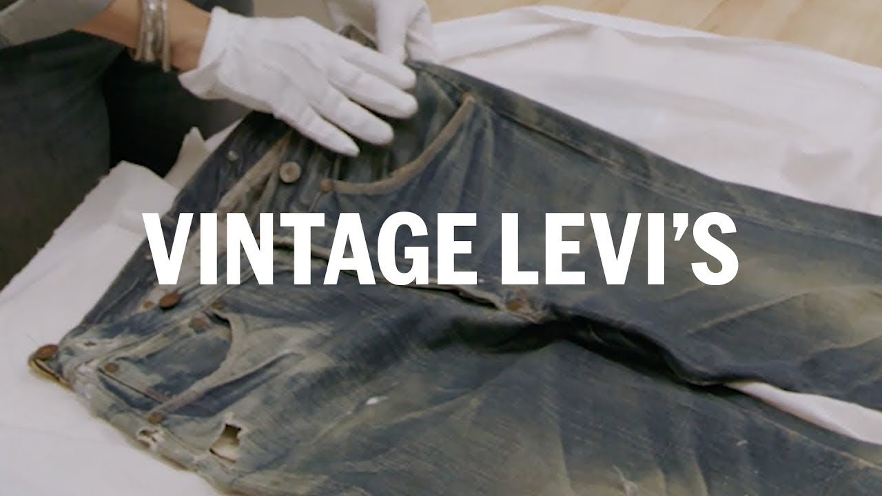5209fe0b457 How to see vintage Levi s 501s