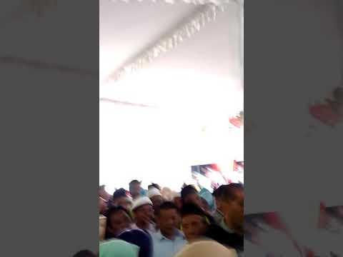 Kedatangan Cawapres Sandiaga Uno Di Pp. Tarbiyatul Qulub Surabaya